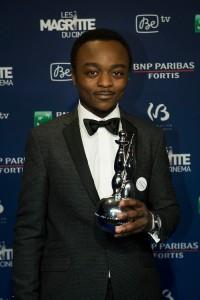 Meilleur espoir masculin MdC 2015 - Marc Zinga - Les rayures du zèbre