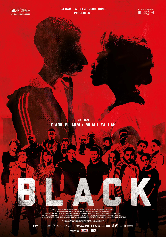 Black - poster FR
