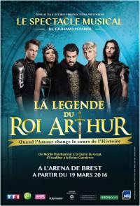 legende du roi Arthur