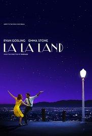 La La Land affiche