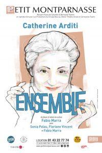 Théâtre du Petit Montparnasse.  Du mardi au samedi à 21 heures.  Le dimanche à 15 heures.
